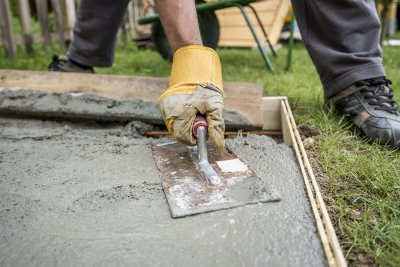 concrete - flatwork